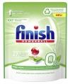 Tablety do myčky Finish Green 0% All in 1 tabs - 27ks