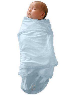 Zavinovačka pro novorozence Miracle blanket modrá Red Castle